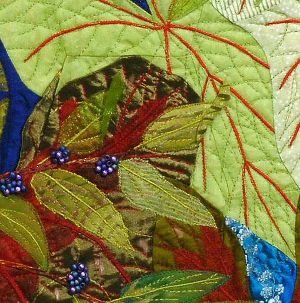 Autumn Berries I, detail
