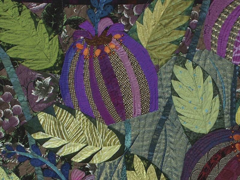 Forbidden Fruit, detail