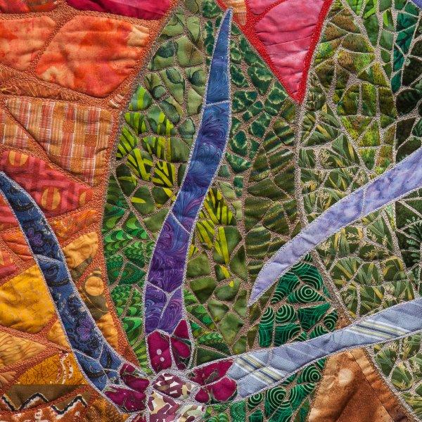 Fractured Nature: Summer, detail